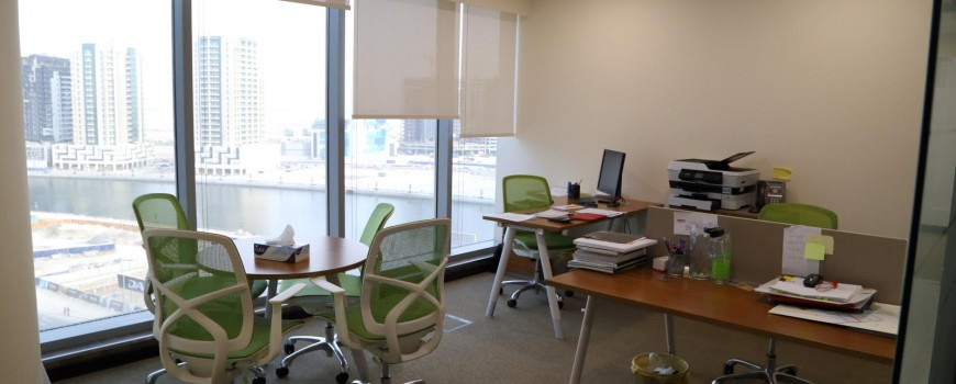Fully Furnished Office Place Singapore