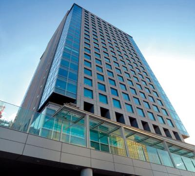 SHIODOME SHIBARIKYU BUILDING