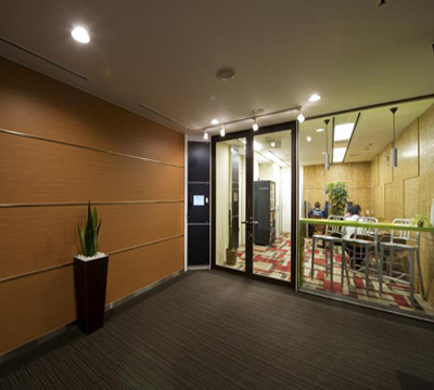 Tokyo, Akasaka Business Place (Open Office) Office Space