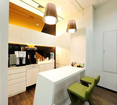Tokyo Aoyama Place Canada Office Space