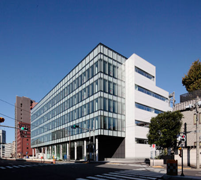 Tokyo Azabu Green Terrace Office Space