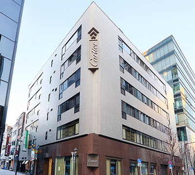 Tokyo, Ginza 3-Chome Office Space