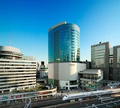 Tokyo Ginza Yurakucho Office Space