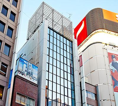 Tokyo, Shibuya Jinnan (Open Office) Office Space