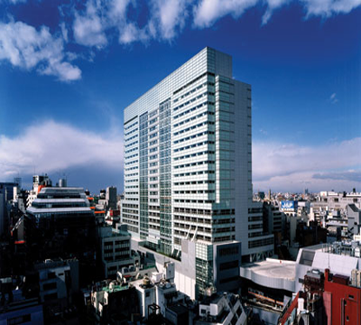 Tokyo Shibuya Mark City Office Space