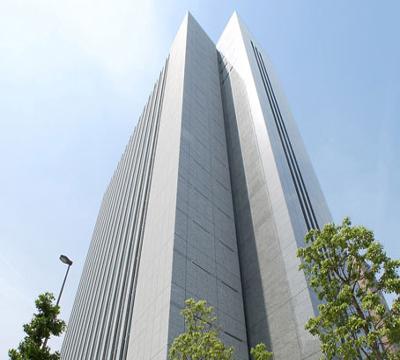 Tokyo Shinbashi Office Space