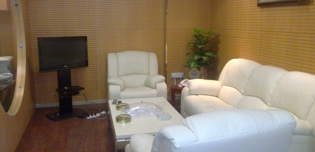 Al Mamzar office For Rent