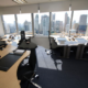 Team-Work Space in Singapore Tower