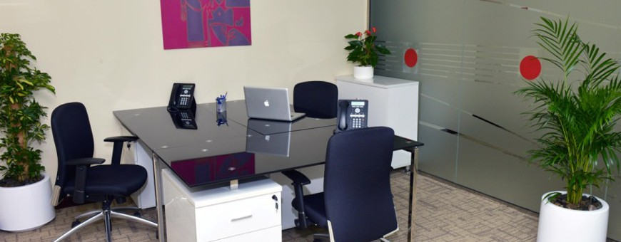 Dubai Serviced Office