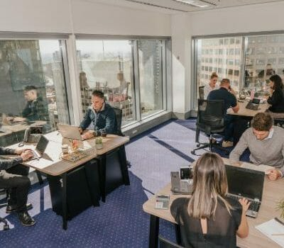 CapitaGreen Grade A Office