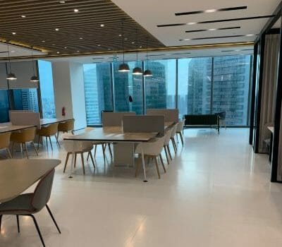 Grade A Office Space Singapore