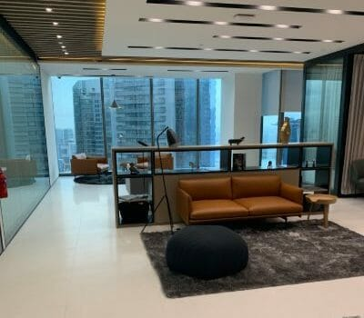 Asia Square Tower 1 Office For Rent