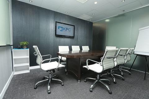 Hong Kong Office Meeting Room