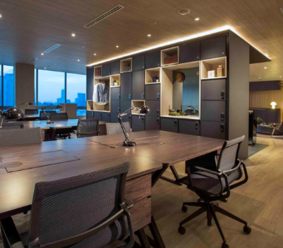 Keppel Bay Tower office space for rent