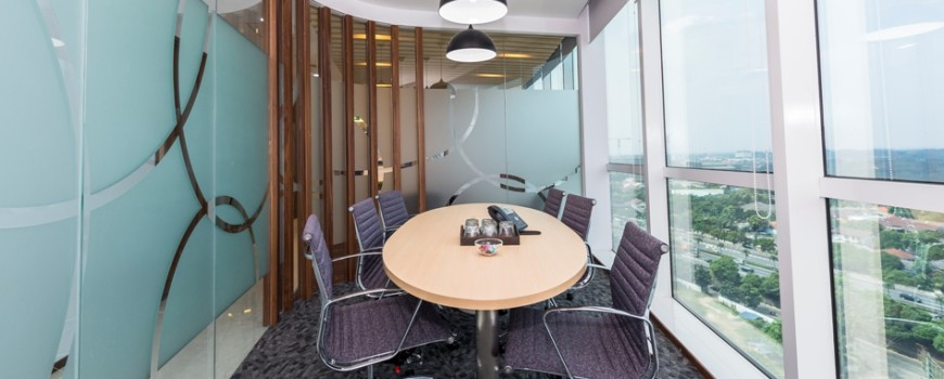 Serviced Office Space The Manhattan Square Building Jakarta Selatan