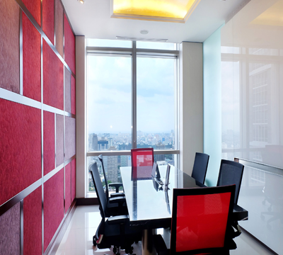 The Plaza Office Tower- Thamrin Jakarta