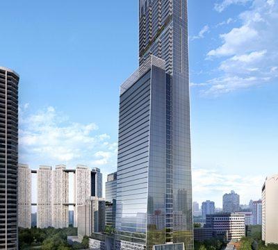 Guoco Tower – Tanjong Pagar