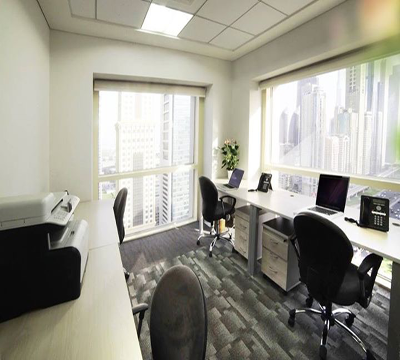 Al Attar Office Tower-Sheikh Zayed Road