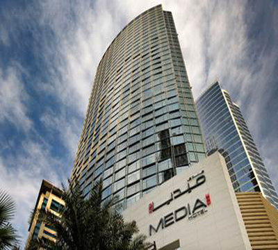 Media One Hotel- Dubai Media City