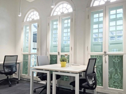 Cuppage Terrace- Orchard Road Workspace