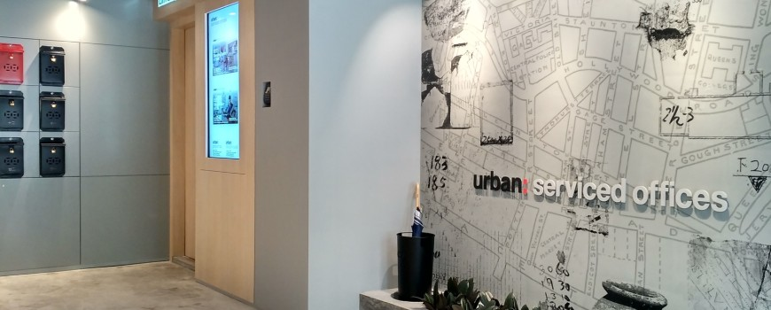 Urban serviced Offices Space Hong Kong