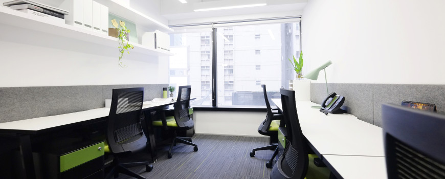 Fully Furnished Space Hong Kong