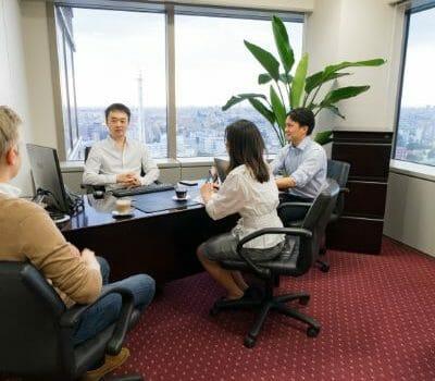 Suntec City Tower 3 Office Space