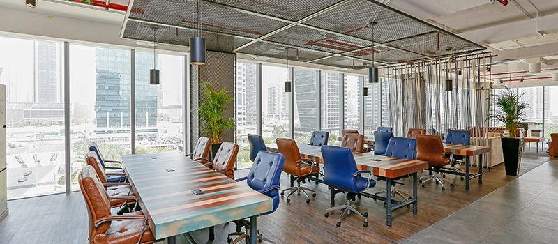 Dubai Serviced Office Space