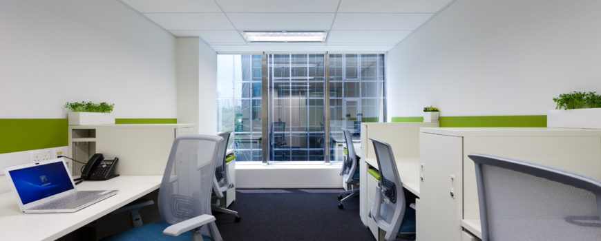 Fully Furnished Office Space Hong Kong