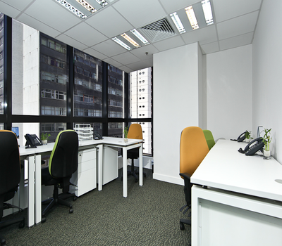 Fully Furnished Office Room Singapore