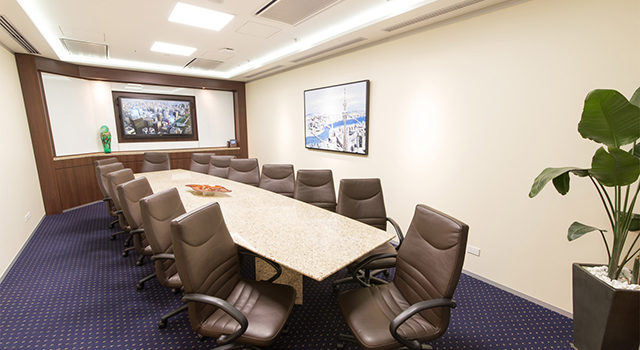 Meeting Rooms Singapore Office Space