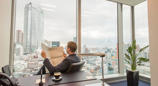 Office In Tri Seven Roppongi