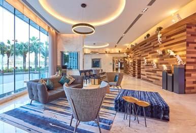 Business Lounge Dubai Media City