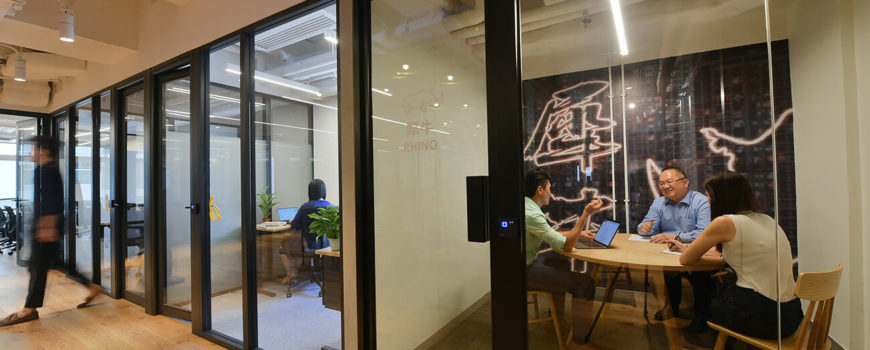 Sheung Wan Office Space