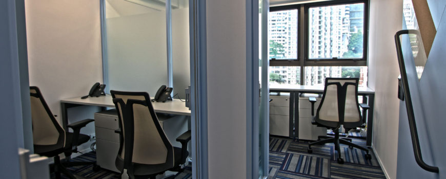 Hong Kong Office Space