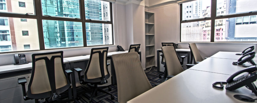 Hong Kong Office For Rent