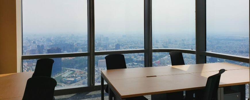 Why you should rent a serviced office