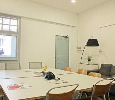 Keong Saik Road Office Space