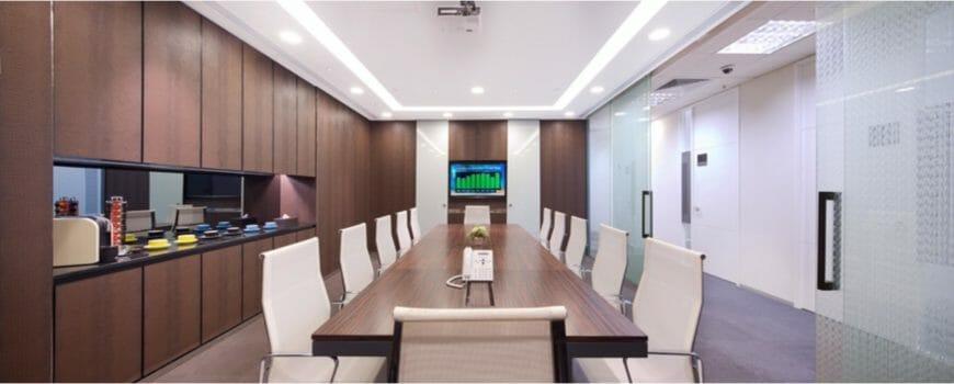Hong Kong Serviced Office Space