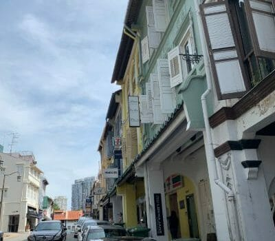 Shophouse Office Space For Rent