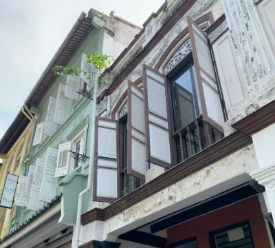 Club Street Shophouse