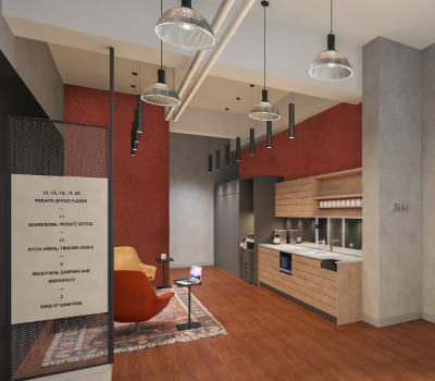 Campfire Causeway Bay Office Space