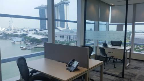 Office space for rent in MBFC