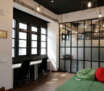 JSCHive office space for rent