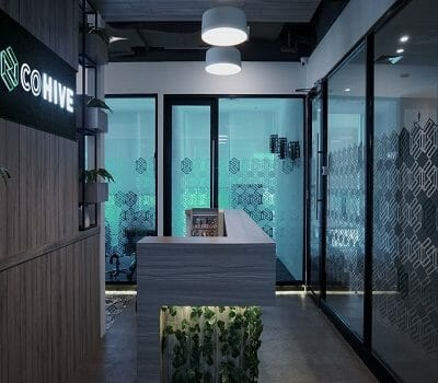 Burza Tower Serviced Office Space