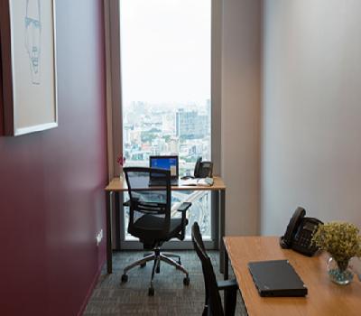 Regus Bhiraj Tower Office For Rent