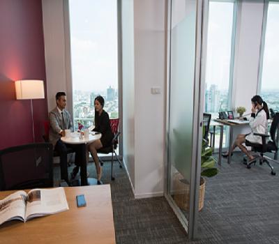 Regus Bhiraj Tower Office Space