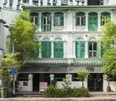 Craig Road Shophouse office space for rent
