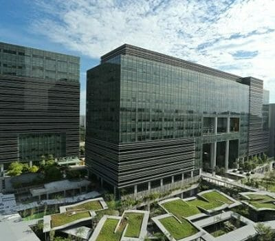 Mapletree Business City office space for rent