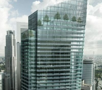 Ocean Financial Centre office space for rent